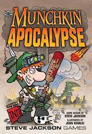 Caja básica de Munchkin Apocalypse