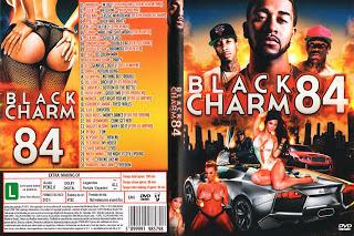DVD Black Charm 84 2015