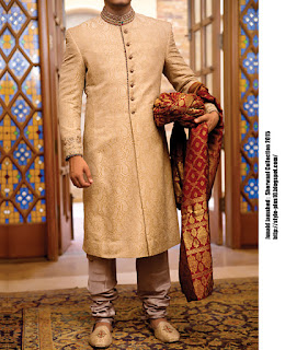 jjsw-437-beige-sherwani-collection-2015-by-junaid-jamshed