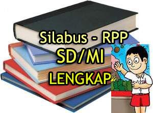 RPP Silabus Berkarakter SD Kelas 5