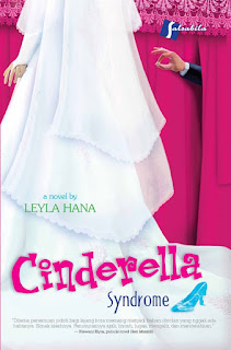 Giveaway Novel Cinderella Syndrome, Leyla Hana