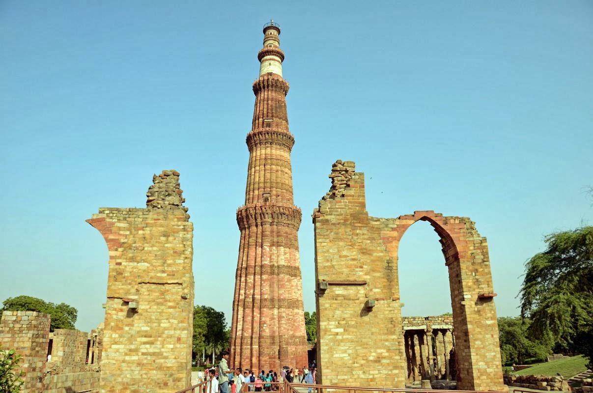 Qutub Minar Qutub Minar ( क़�...