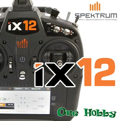 SPEKTRUM iX12
