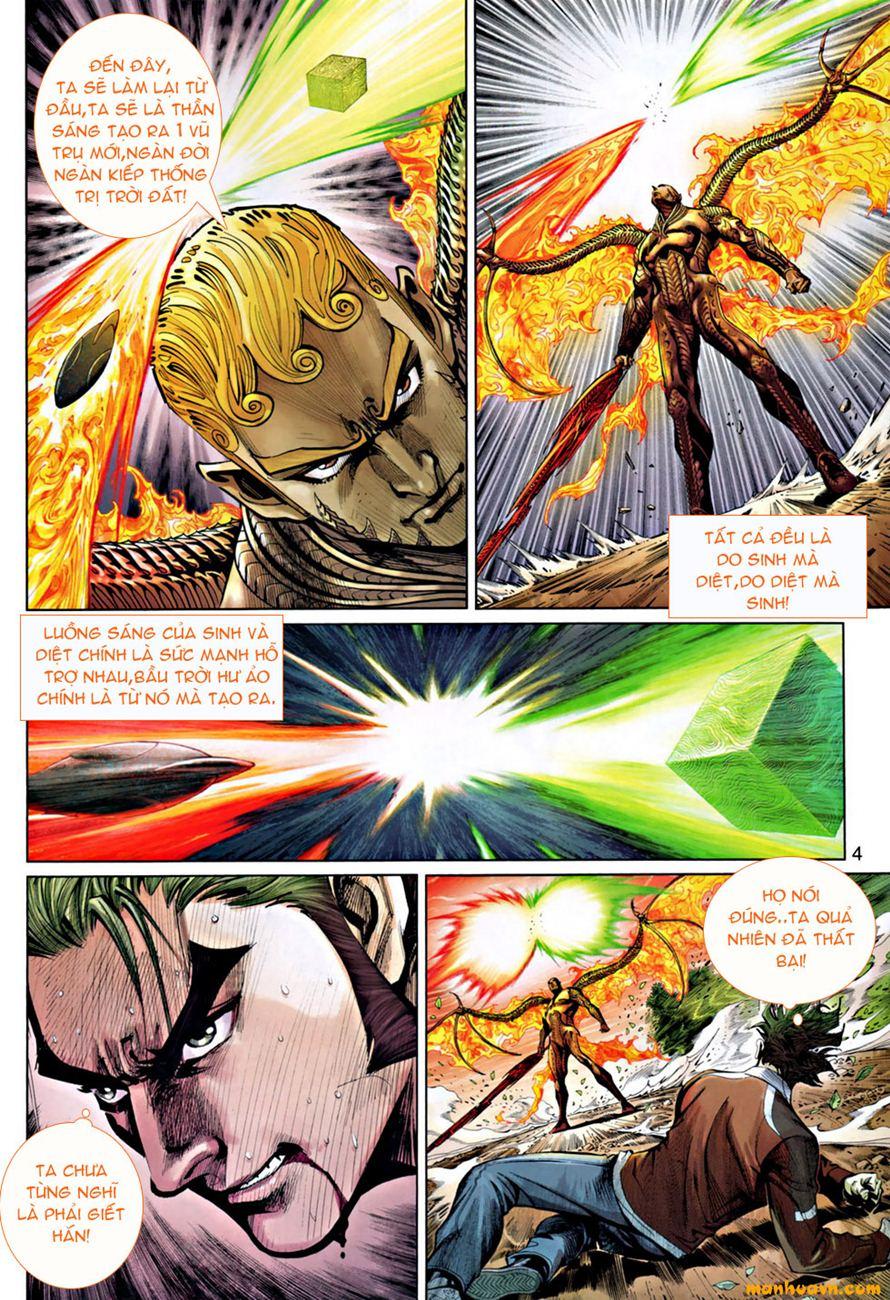 Thần Binh 4 chap 71 - Trang 4