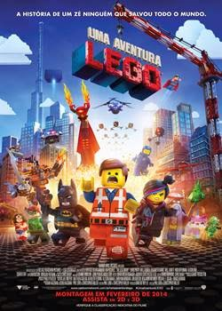 Download Uma Aventura Lego AVI Dual Áudio Torrent HDCAM