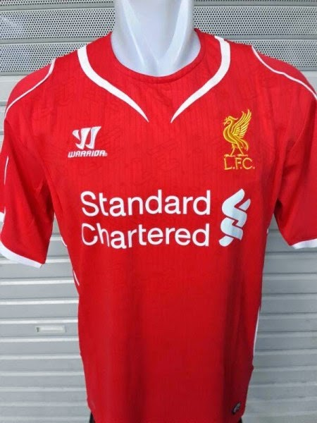 Jersey Liverpool Home 2015