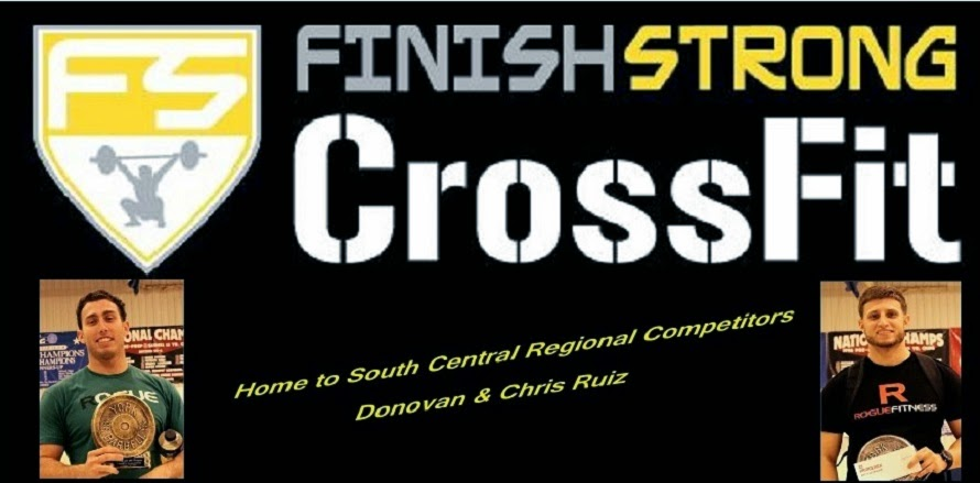 Finish Strong Crossfit