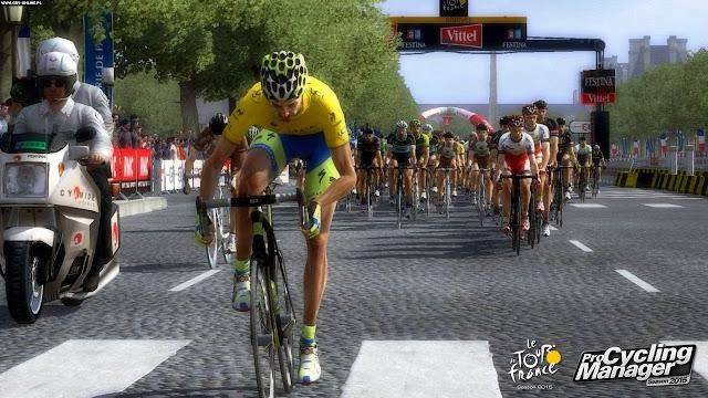Pro Cycling Manager 2015 HD Screenshot