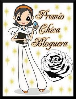 Premio Chica Bloguera (2011)