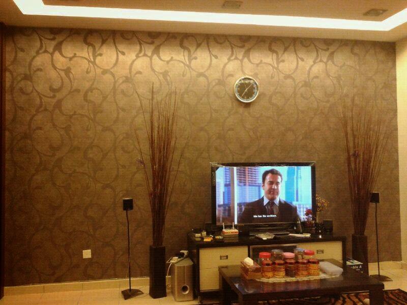 Mudah iklan wallpaper murah untuk dinding rumah for Wallpaper home murah
