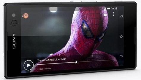 Harga Sony Xperia C3 Dan Spesifikasinya Lengkap Terbaru, Smartphone Selfie Ukuran 5.5 Inch