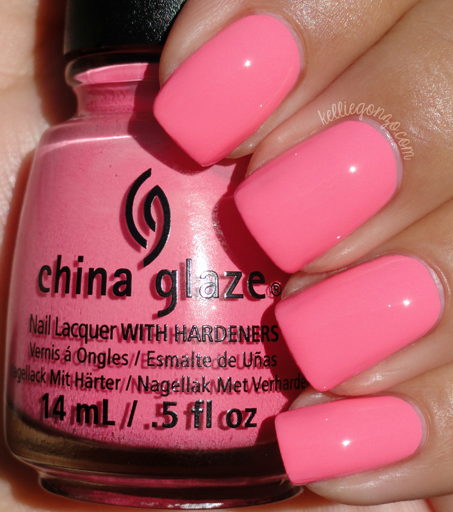 China Glaze - Float On // kelliegonzo.com