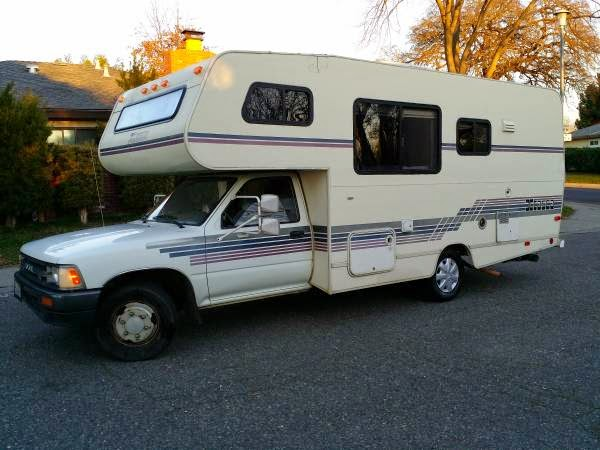 Used Rvs 1992 Toyota Itasca For Sale For Sale By Owner