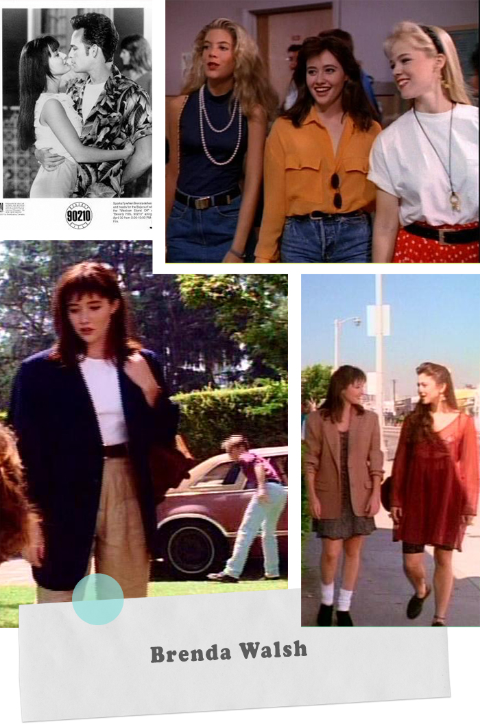 Brenda Walsh 90210