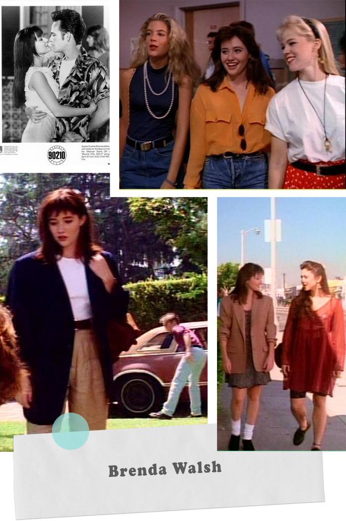 Brenda Walsh 90210