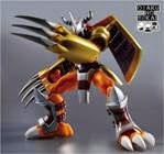 D-Arts WarGreymon Digimon Adventure