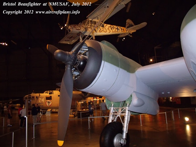 Beaufighter - Bristol Hercules radial engine photo