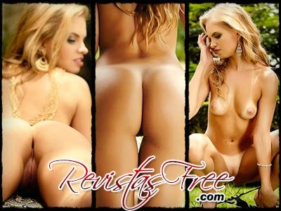 Nicole Taylor - Revista Sexy - Abril 2015