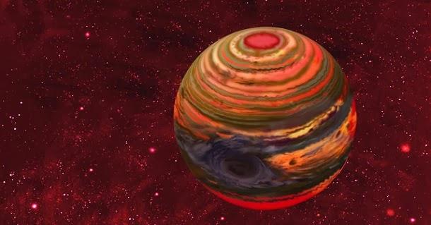 Astrónomos podem ter descoberto uma nova classe de planetas