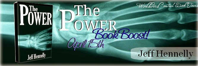 The Power by Jeff Hennelly – Book Boost + Giveaway