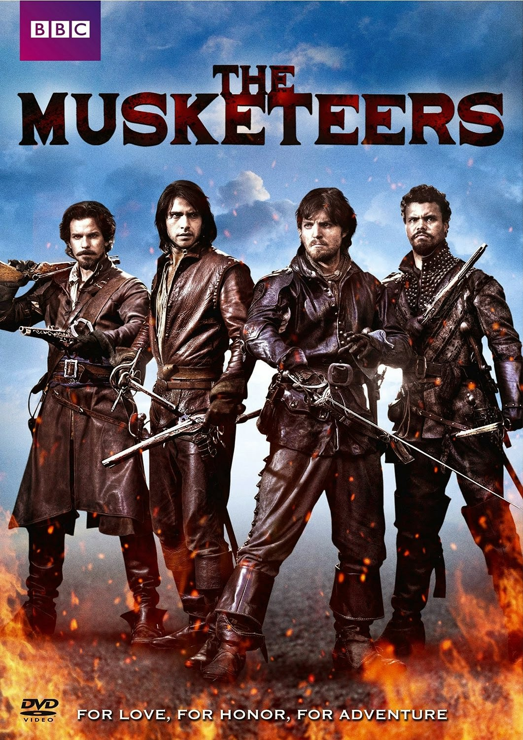 THE MUSKETEERS [Season 2]