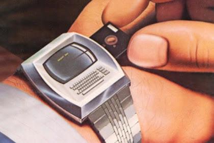 Konsep Smartwatch Ada Sejak Tahun 1981