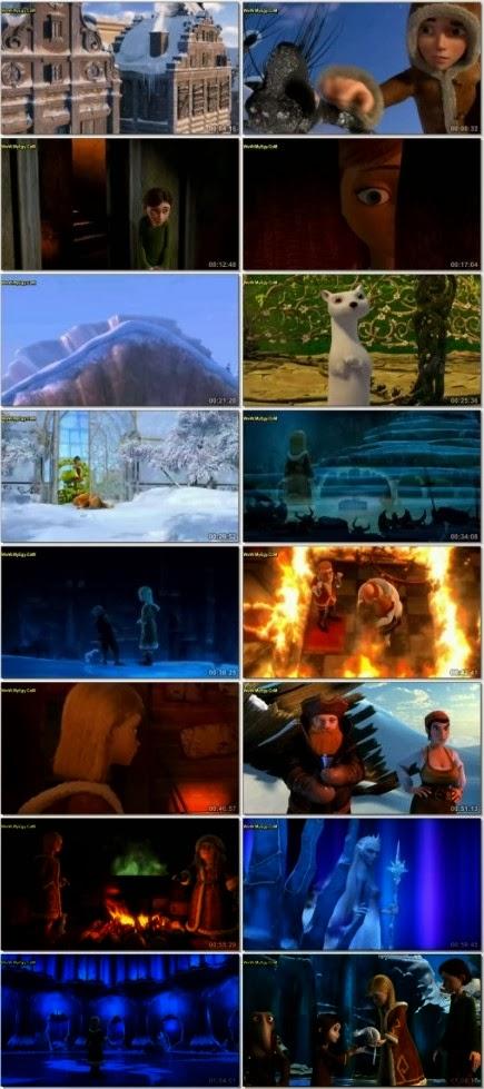 تحميل الفلم انيمشن The Snow Queen - 2013 مدبلج عربي بروابط متعدده