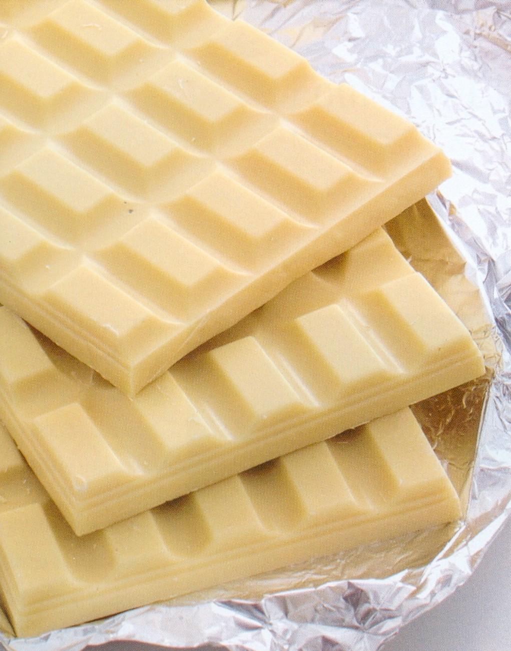 Baño Chocolate Blanco:White Chocolate