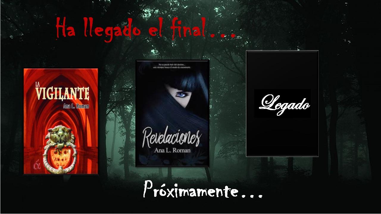 """La  Vigilante """"La saga"""""""