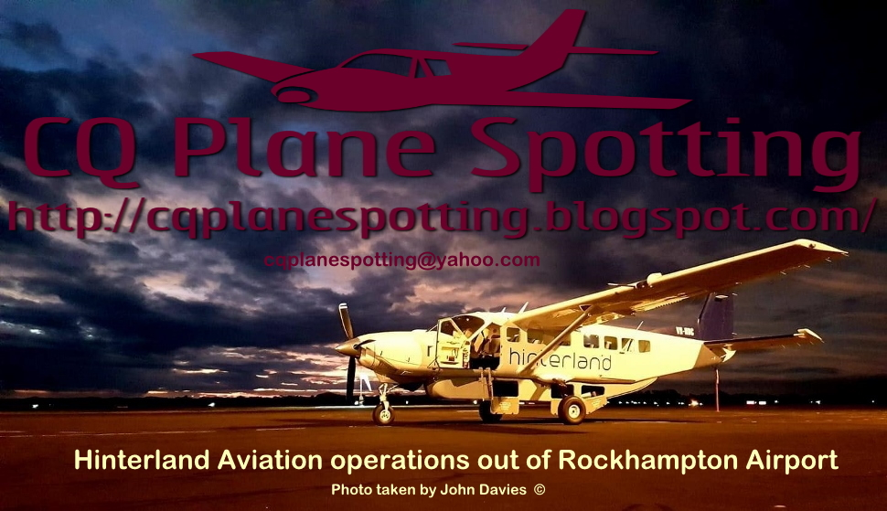 Central Queensland Plane Spotting
