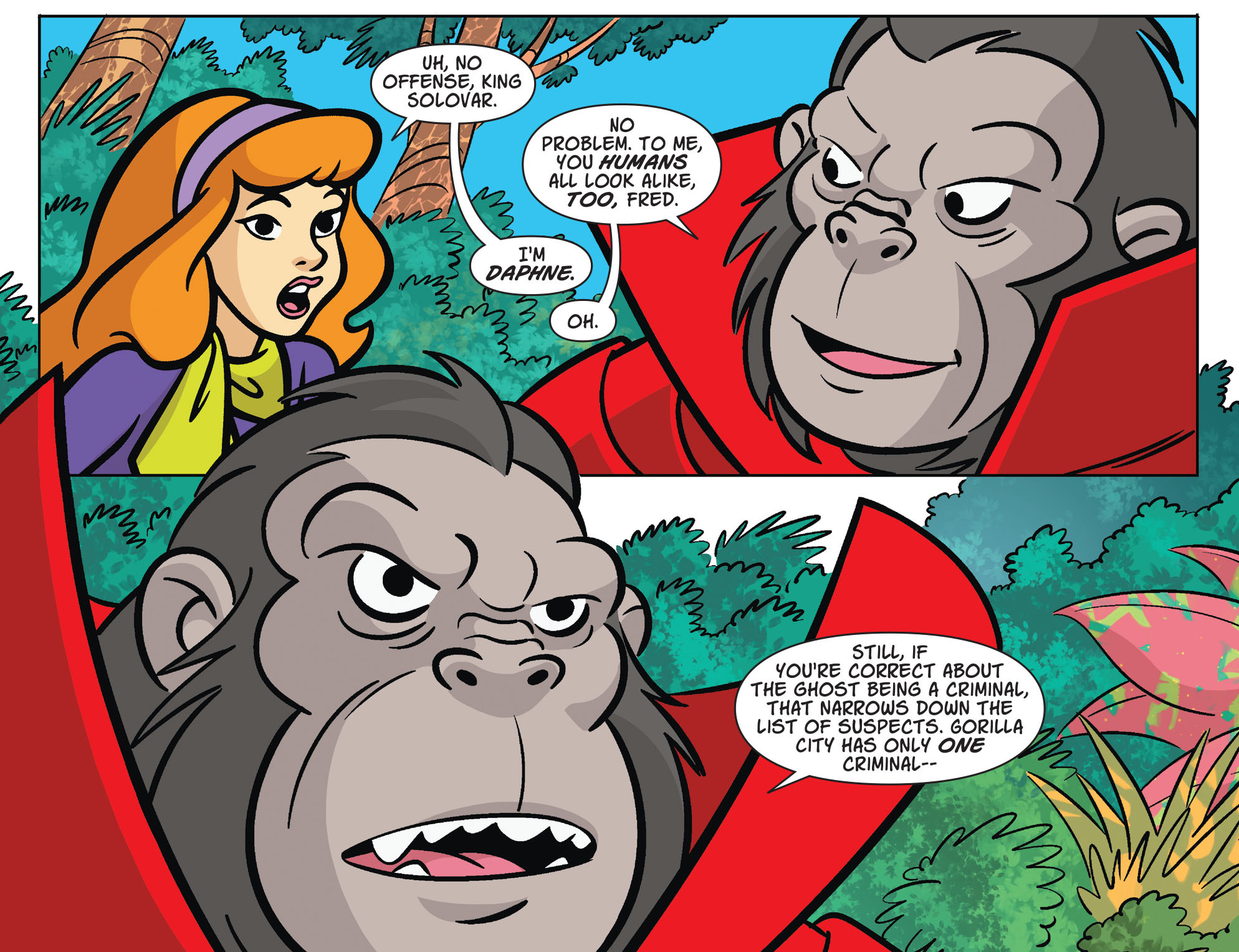 Read online Scooby-Doo! Team-Up comic -  Issue #29 - 19