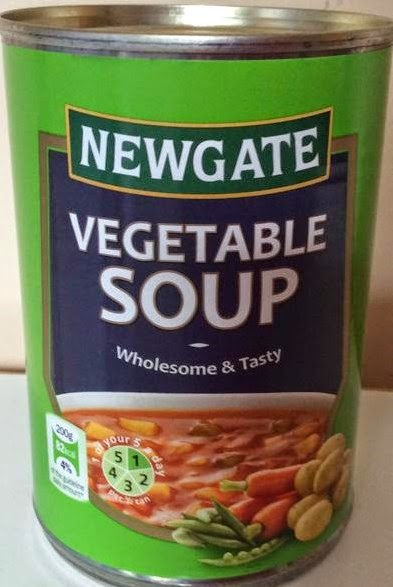 The Vegan Womble: UK Vegan Soups and Meals!