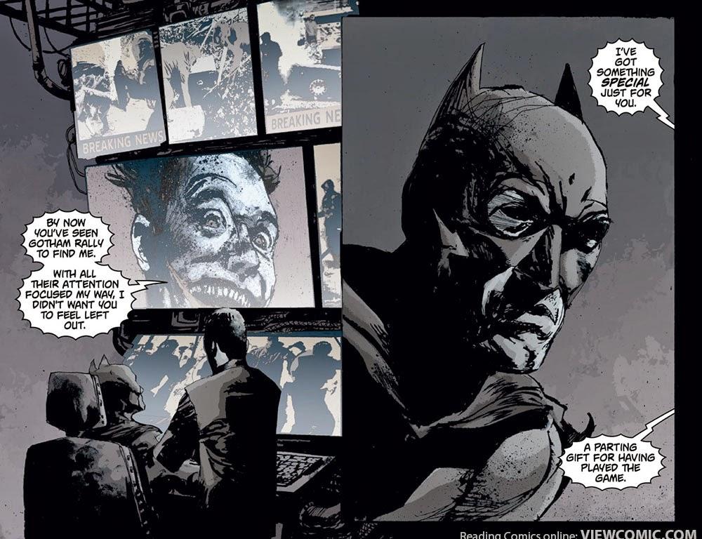 Batman arkham city - end game 03 (of 6) (2012)