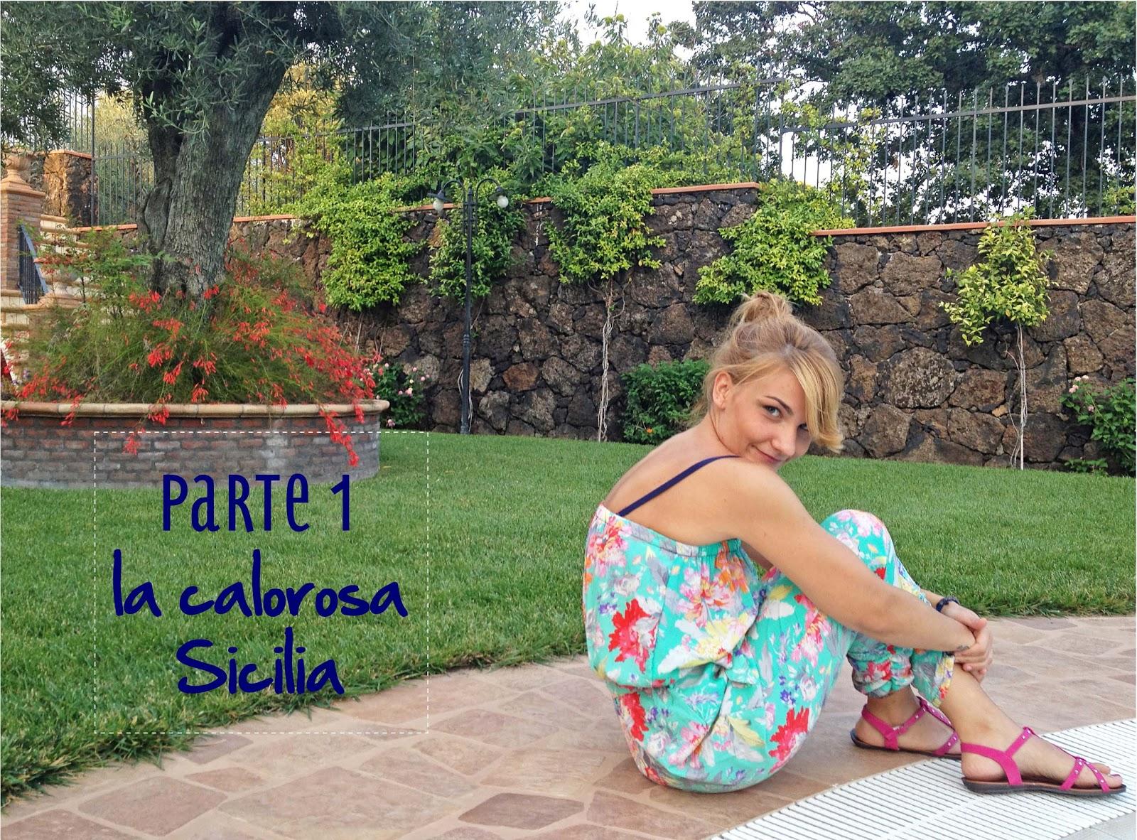 La calorosa Sicilia