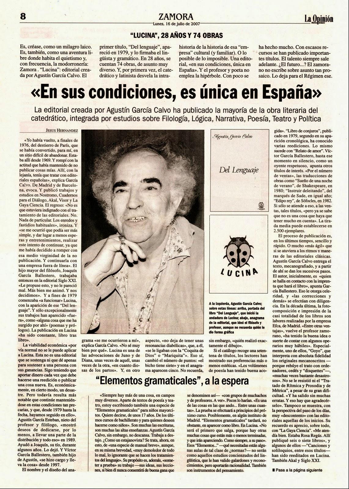 http://librosdeagustingarciacalvo.blogspot.com.es/2007/07/lucina-cumple-28-aos-y-74-libros.html