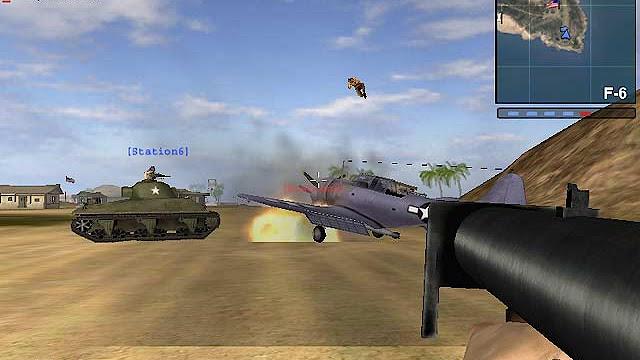 Download Game Perang 'Battlefield 1942'