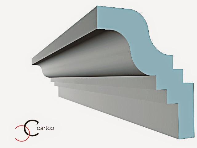 cornisa, profile decorative din polistrien pentru interior casa