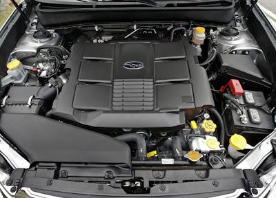2013 Subaru Outback Engine