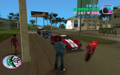 GTA Vice City Games for PC