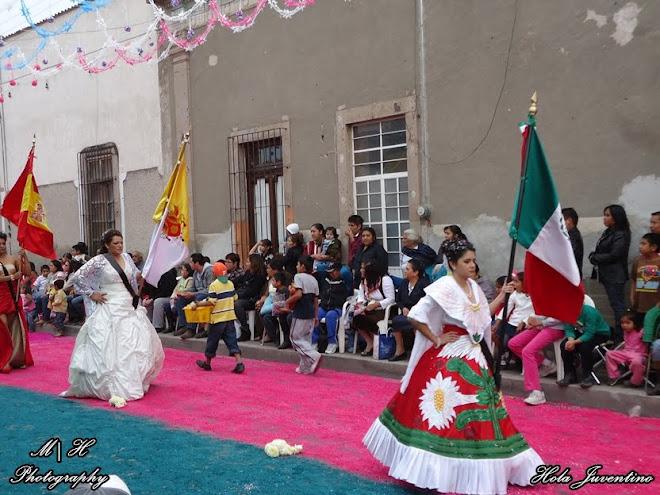Abanderadas (México, El Vaticano y España)