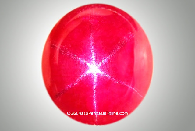 Batu Star Ruby