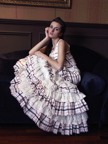 All About Iwing Dresses Plaid Bridesmaid Dresses Be