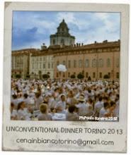 Cena in bianco Torino...22 giugno 2013