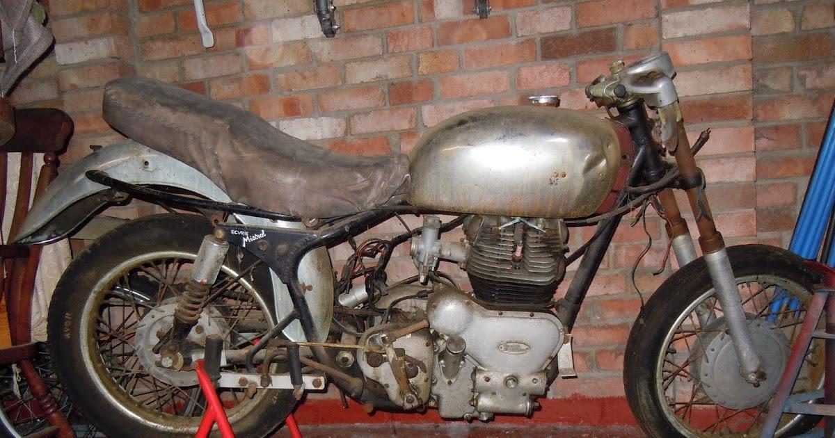 old bike hack  royal enfield meteor minor 500 twin