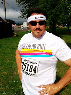 The Color Run Portland - Chevy Cruze - Ann Again and again