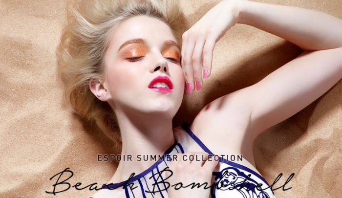 eSpoir Summer 2014 collection Beach Bombshell