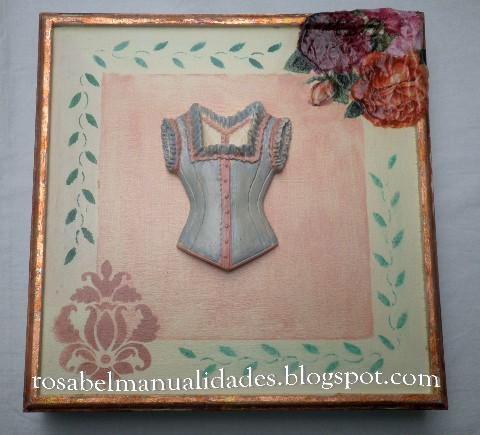 Rosabel manualidades trabajos de mis alumnas - Rosabel manualidades ...