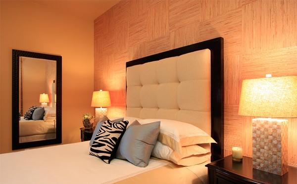 headboard unik untuk mempercantik kamar tidur rancangan