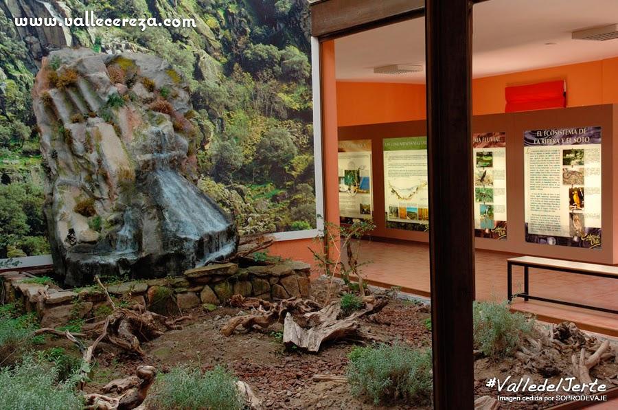 Centro de Interpretación del Agua. Valle del Jerte