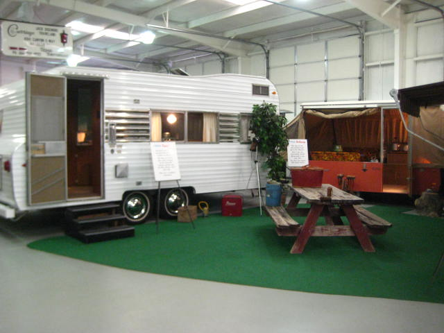 Amazing Just A Car Guy RVMotorhome Museum In Elkhart Indianna
